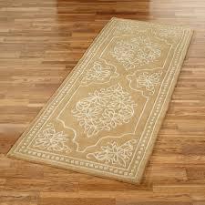 golden lace runner rug 3 x 8