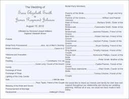 Microsoft Wedding Program Templates Microsoft Word Wedding Program Templates Rome Fontanacountryinn Com