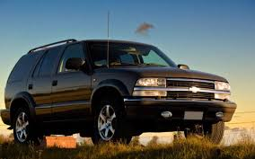 Blazer chevy blazer 2002 : Blazer » 2002 Chevy Blazer Xtreme Parts - Old Chevy Photos ...