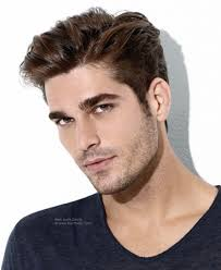 Hairstyles For Men To The Side Pictures On Short Side Long Side Hairstyles Hairstyles For Men