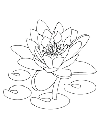 Coloring Flower Pages Flower Coloring Pages View Larger Flower