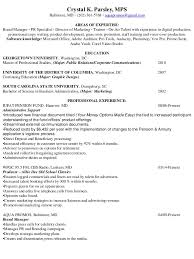 crystal parsley s product brand manager lifestyle communication resume