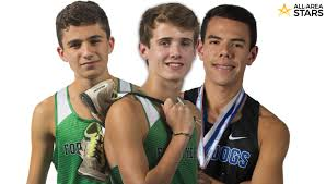 2019 The News-Press Boys Cross Country Team All-Area Team from Fort Myers  and Ida Baker