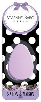 <b>Спонж</b> Vivienne Sabo для макияжа Oval Latex <b>Makeup</b> Sponge ...