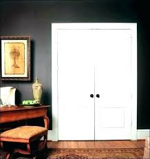 double french closet doors. French Doors For Closet Double Narrow Interior  . O