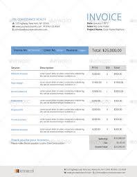 Modern Invoice Modern Invoice Template Under Fontanacountryinn Com