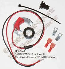 Electronic Ignition Conversion: 1970-76 6-Cyl Toyota Land Cruiser ...