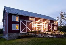 Image of: Images of Barns Turned Into Homes