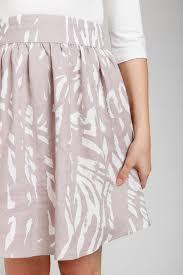 Skirt Pattern Cool Brumby Skirt Sewing Pattern Megan Nielsen