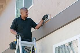 security installation. diy installation provides much more flexibility than professional installationu2014you just wonu0027t have a doing the work security
