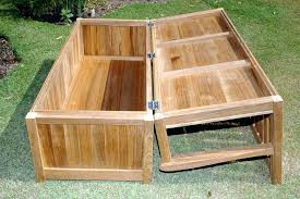 outdoor storage box plans from this to a storage bench waterproof