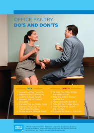 the office poster. Workplace Etiquette Poster For Your Office Pantry The