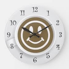 coffee kitchen wall clocks zazzle co uk