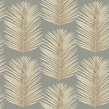 grey gold mercial palm leaves