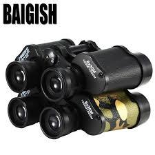 <b>Baigish Russian Binocular 8x30</b> Professional Telescope Lll Night ...