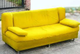 how to spray paint your sofa