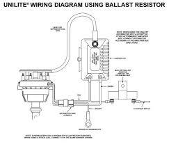 mallory unilite wiring diagram mallory ignition coil wiring diagram at Unilite Wiring Diagram