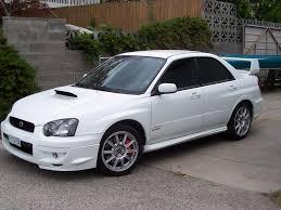 subaru wrx 2005 white. Brilliant Subaru Kavo600 2005 Subaru Impreza 32045220008_large  32045220004_large  In Wrx White R