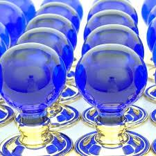 blue glass door knobs blue glass door knobs ball vintage blue glass door knobs