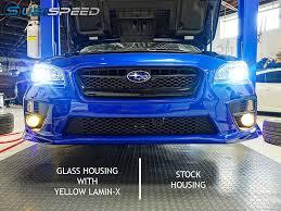 2015 Sti Rally Lights Fog Light Upgrade Kit With Glass Housings 2015 Wrx 2015 Sti 2013 Brz 2014 Forester 2013 Crosstrek