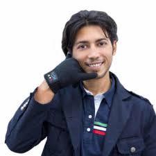 telephone gloves gift idea 67s