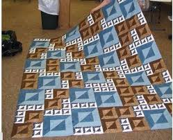 113 best 3D Quilts images on Pinterest | Quilt block patterns ... & Please Share0000The Magic Squares Quilt Pattern Gives a 3D Affect To The  Finished Piece. Create Adamdwight.com