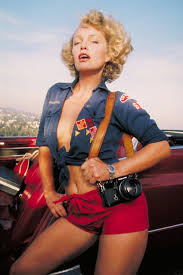 Female Playboy Photographer Suze Randall