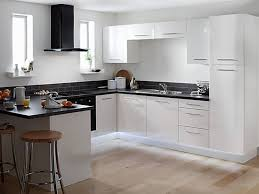 kitchen design white cabinets black appliances.  White 7 Unique Kitchen Design White Cabinets Black Appliances In E