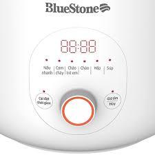 Nồi Cơm Điện Tử BlueStone RCB-5905 - 0.75L - Hàng chính hãng - Bảo hành 24  tháng - Nồi cơm điện