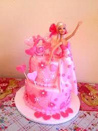 Barbie Decoration Ideas Barbie Fashion Birthday Party Barbie Cake