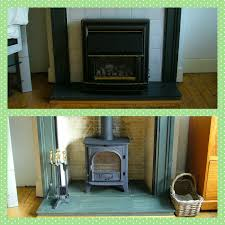 convert gas fireplace to wood burning stove empire replace with burner cost insert top 76 exceptional