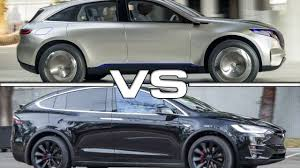 2018 tesla x.  2018 2018 mercedes eq concept vs 2017 tesla model x in tesla x e