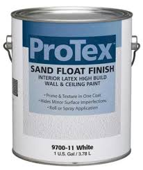 ceiling white paintProTex White Sand Float Finish Interior Latex Wall  Ceiling