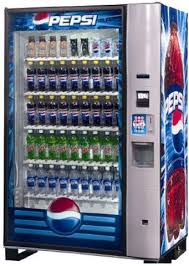 Pepsi Glass Front Vending Machine Beauteous Dixie Narco Bev Max Ll 48 Glass Front Soda Vending Machine