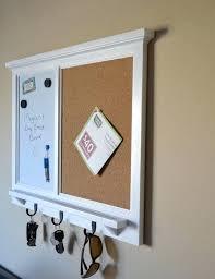 cork board wall organizer whiteboard cork board wall organizer with cork board and magnetic board whiteboard