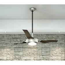 casablanca ceiling fan light kit ceiling fan with light fan brushed nickel w 3 walnut blades