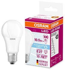 <b>Лампа светодиодная</b> OSRAM <b>Led</b> Star <b>Classic</b> A 100 865 ...