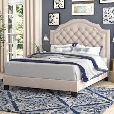 felisa upholstered panel bed. Wonderful Upholstered Throughout Felisa Upholstered Panel Bed N