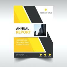 Free Company Report Business Document Design Ate Corporate Annual Report Free