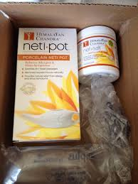 himalayan chandra neti pot non iodized salt thought i d post to
