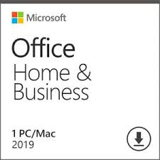 Ms Suite Microsoft Office Home And Business 2019