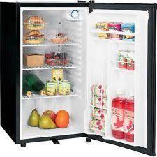 tiny refrigerator office. ge 32 cu ft compact mini refrigerator dorm office room fridge black new tiny o