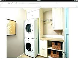 washer dryer closet dimensions washer and dryer in closet washer dryer cabinet stacked washer dryer cabinet