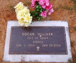 PVT Edgar Hooker (1930-2008) - Find A Grave Memorial