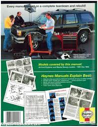 used ford explorer mazda navajo mercury mountaineer automotive used ford explorer mazda navajo mercury mountaineer automotive repair manual 1991 1995 haynes