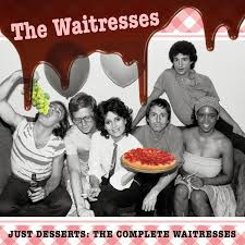 Review: The Waitresses Beyond 'Christmas Wrapping'