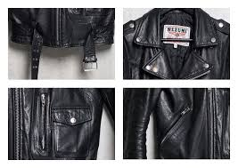nezumi studios johnny leather jacket perfecto style details
