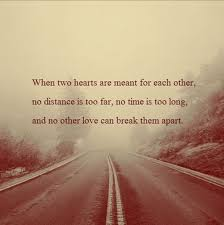 Long Distance Love Quotes Stunning Long Distance Relationship Quotes When Two Heart Break Love Quotes