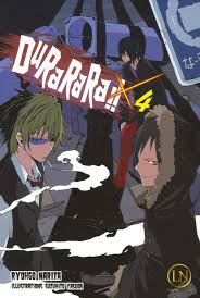 Durarara Light Novel Amazon Durarara Tome 4 Amazon Co Uk Suzuhito Yasuda Ryohgo