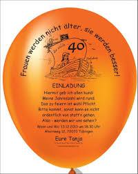 Good Einladungskarten 40 Geburtstag Witzig 14 Einladung